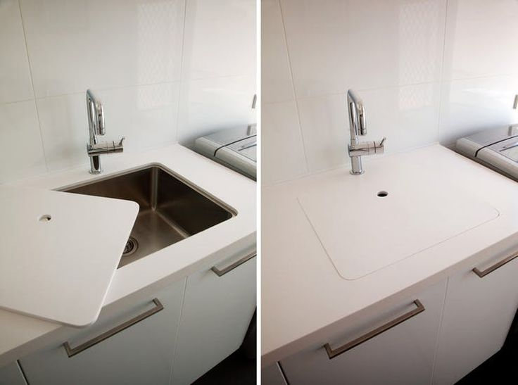 Clever Ideas to Make the Most of a Small Laundry Room | Apartment Therapy