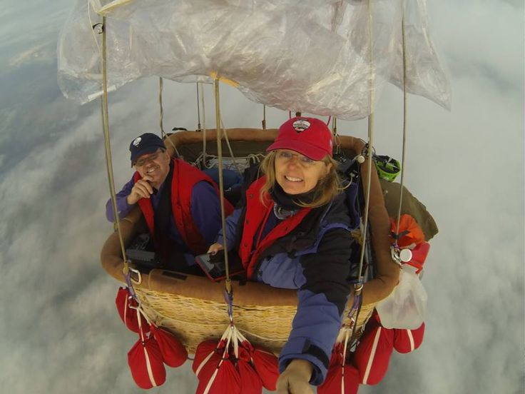 FLYGAS TEAM USA-1 in route during GB2013! #gordonb13 #gasballooning