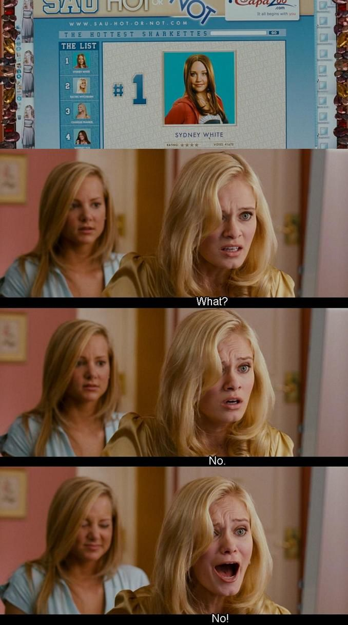 Sydney White-such a cute movie. And an interesting take on the original Snow White and the Seven Dwarves story
