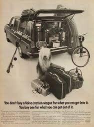 Vintage+Volvo+Station+Wagon+Ad+-+Old+English+Sheepdog+-+1968