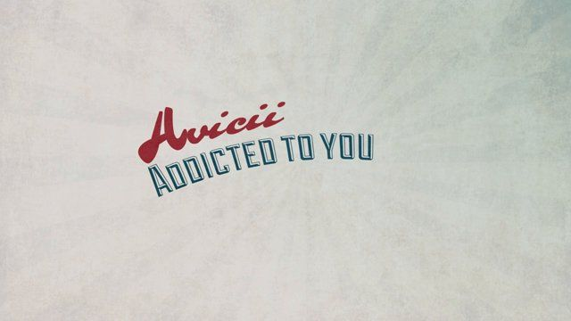 My second kinetype.  This was a school exercise  ♫ Avicii - Addicted To You ♫