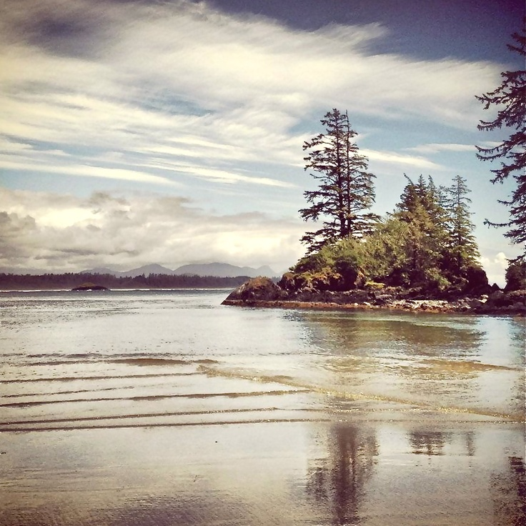Tofino British Columbia via Jean Boileau