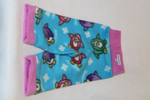 Extra soft medium fleece romper pants to cover by bananabottoms, $15.50