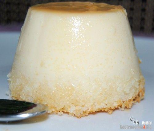 El Flan de coco es otro de esos postres irresistibles, suave y refrescante para el paladar y con un sabor moderado a coco.