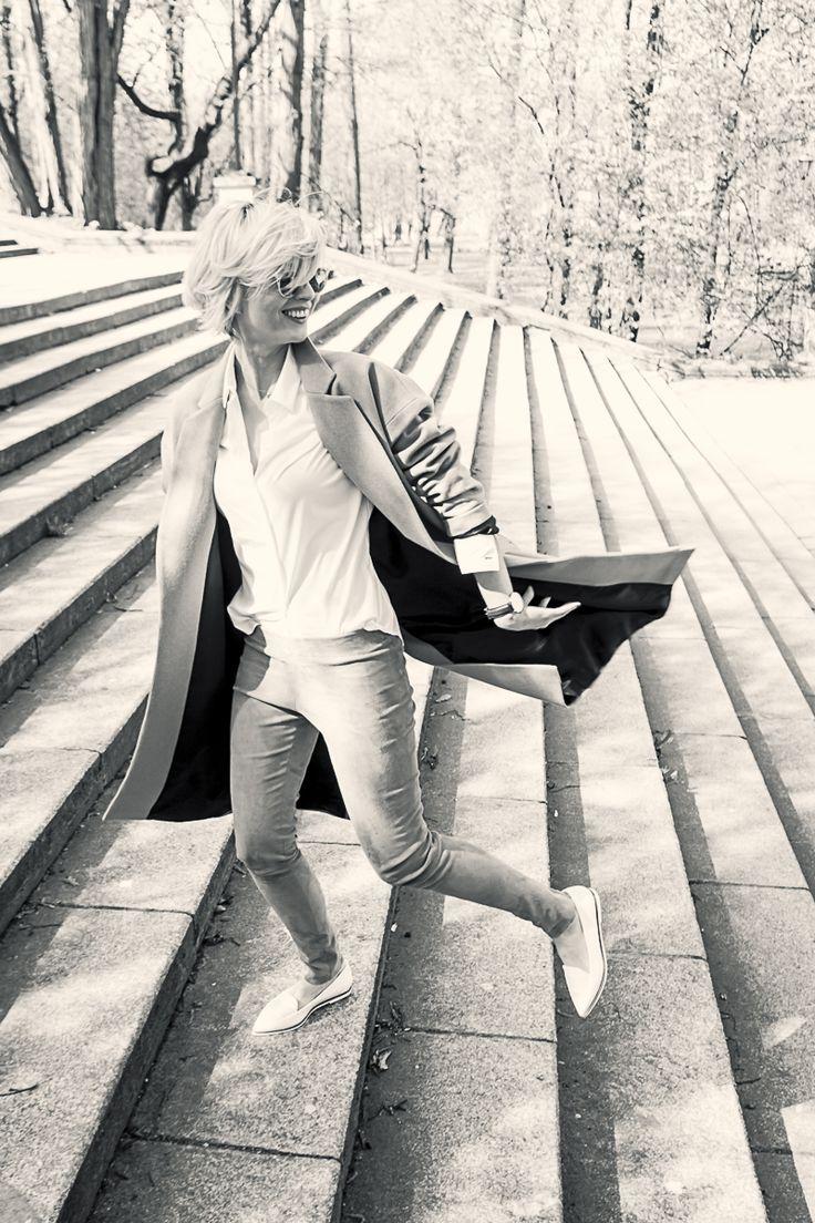 Katarzyna Zdanowicz fot. Monika Szałek / #streetphotography