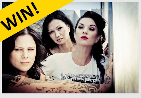 WIN one of three double passes to the Classic Hits Acoustic Church Tour 2012: Anika, Boh and Hollie together in concert!  Competition closes 24 August 2012.