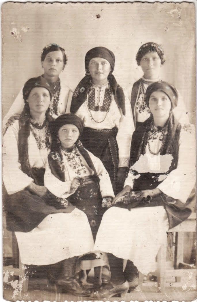 Буковина м. Заставна 1930-ті р.