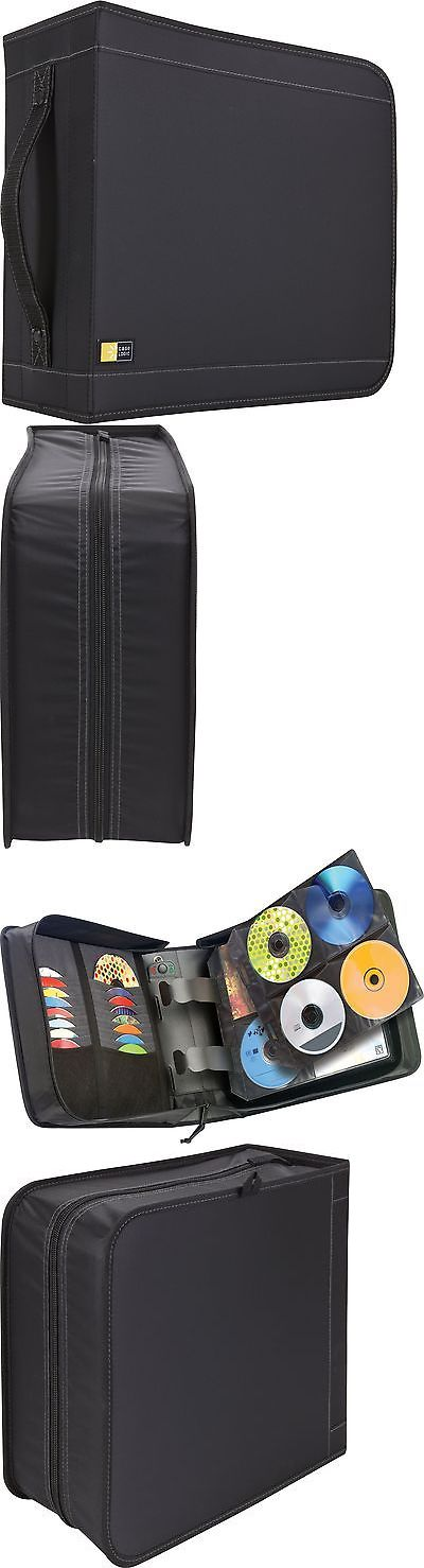 Media Cases and Storage: Case Logic Cd Dvdw-320 336 Capacity Classic Cd Dvd Wallet (Black) -> BUY IT NOW ONLY: $30.18 on eBay!