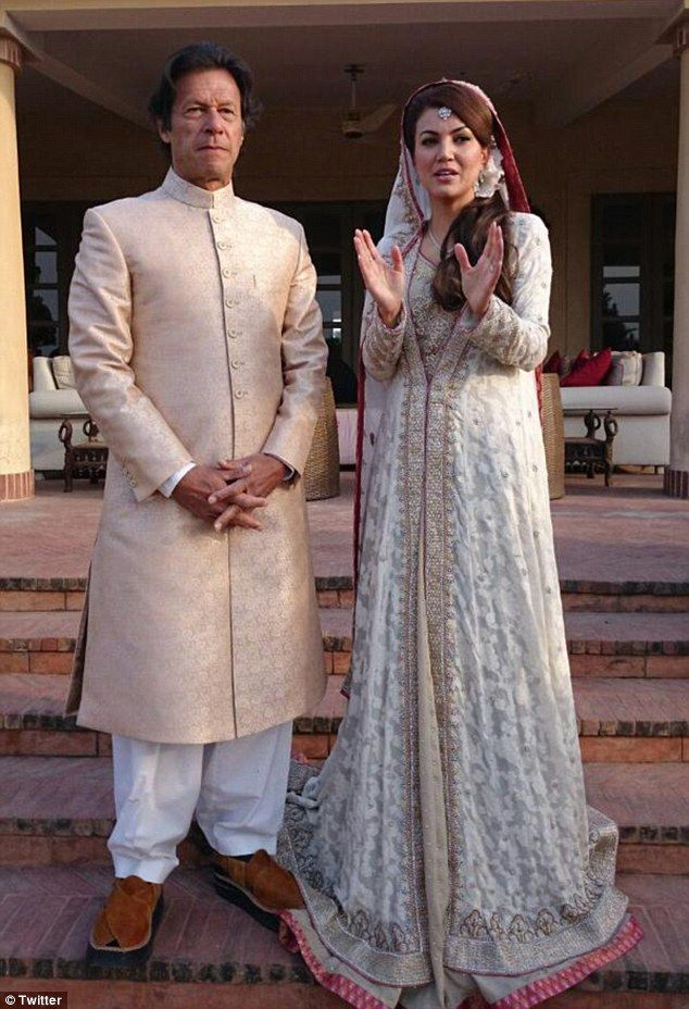 Honour: Mr Khan's spokesperson says the wedding was kept small in respect for the 132 chil...