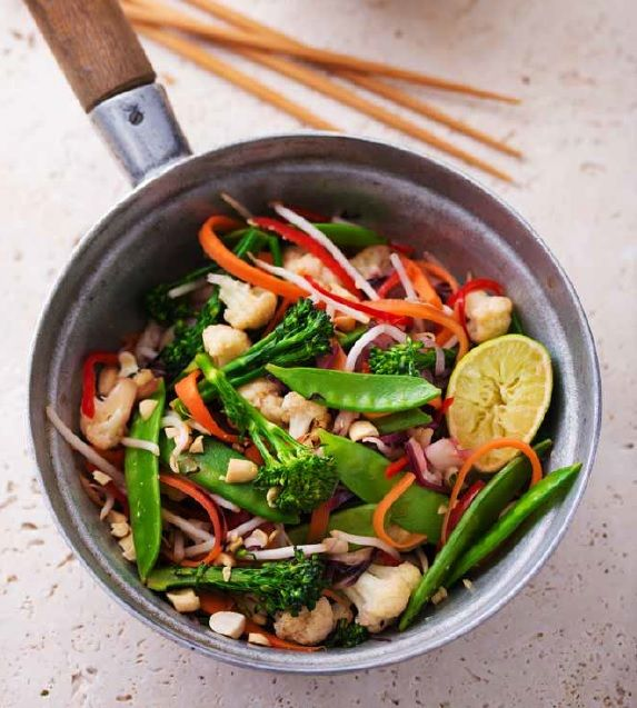 Click through to ABC to get seven recipes from the Fast Diet Recipe book! Including this Hot Thai Stir Fry at only 229kcals http://abcnews.go.com/GMA/fast-diet-recipes-dr-michael-mosley/story?id=19607823#3