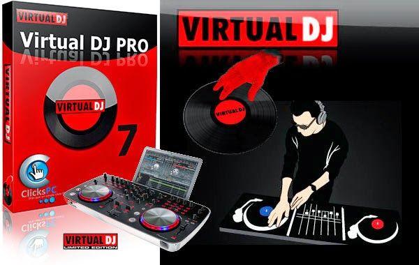 Programas y Utilidades PC: Descargar Virtual DJ PRO 7 Full + Crack en Español...