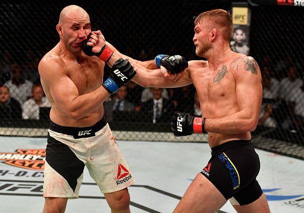 UFC FIGHT NIGHT SWEDEN RESULTS & VIDEO HIGHLIGHTS Main Card Alexander Gustafsson def. Glover Teixeira