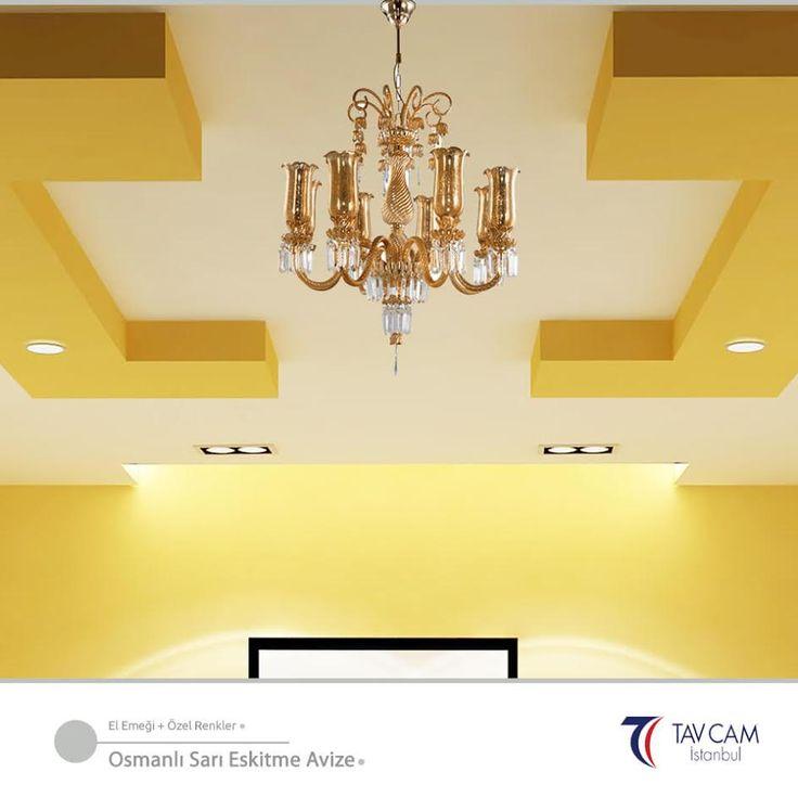 Osmanlı Sarı Eskitme Avizesi'nin kristal taşlı tasarımı ve eskitme görünümü ile evinizde tarihi yaşayın! Geleneksek dokusunu modern çizgilerle tamamlayan tasarımıyla dikkat çeken Ürünümüzü İncelemek İçin: http://bit.ly/2CNQM32 #tavcam #tavcamavize #avize #osmanlıavize #osmanlısarıeskitmeavize #design #tasarım #dekorasyon #avizemodelleri #tavcamosmanlıavize
