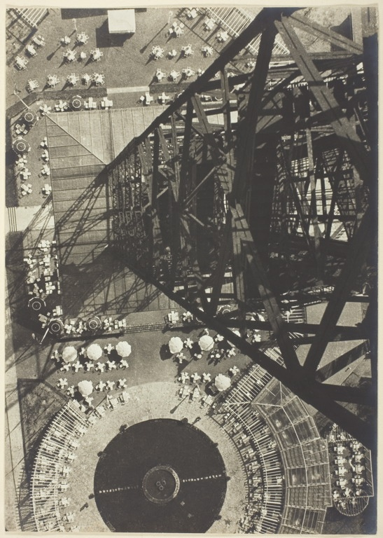László Moholy-Nagy  American, born Hungary, 1895–1946, Berlin Radio Tower, c. 1928    Part of a series of 5 photographs