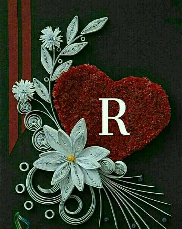Sil Bastan Alphabet Wallpaper Valentines Wallpaper Flower