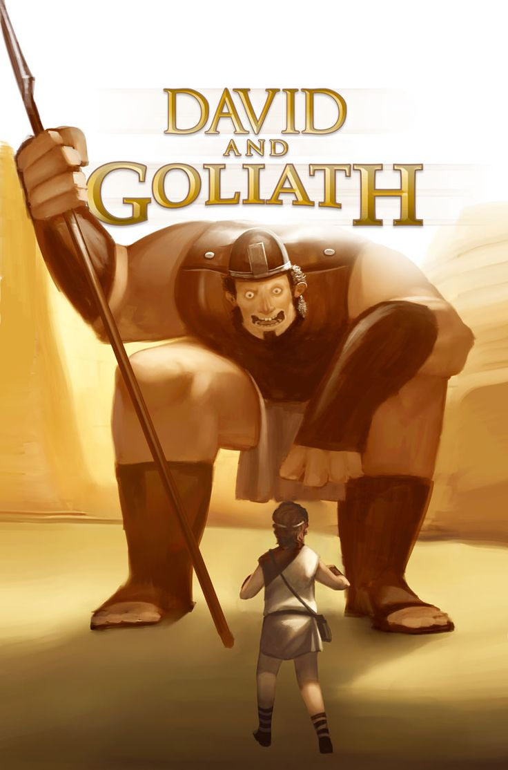 40 best david and goliath images on pinterest bible stories