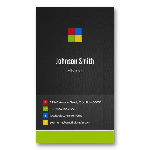 23 best law student business cards images on pinterest for Law student business card template