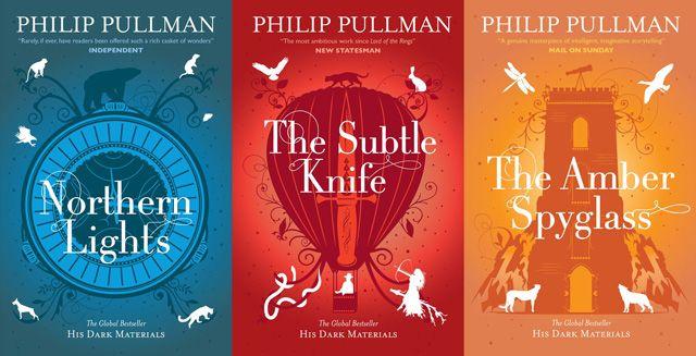 His Dark Materials -- Philip Pullman