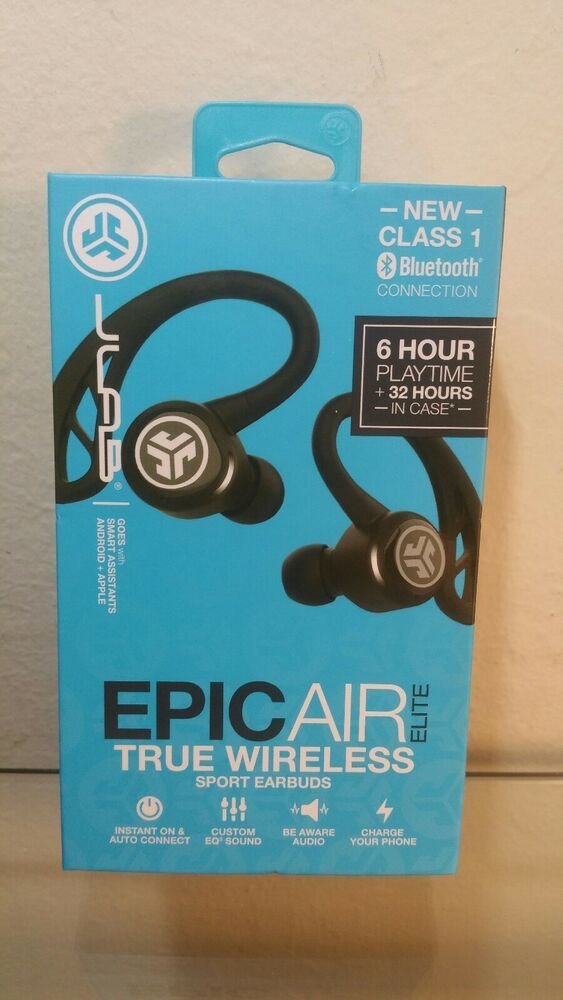225dd7f4fa3 US-Deals Audio JLab Audio - Epic Air Elite True Wireless Earbud Headphones  - Black: $102.00 End Date: Thursday Mar-7-2019…%#USDeals%