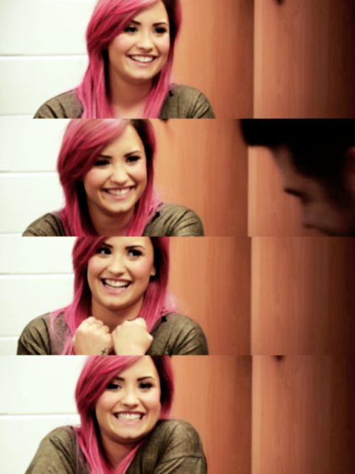 I just want to take a minute to say how much demi means to me. Demi, you have gotten me through more than you will ever know. Some days your songs are the only things keeping me sane. Your lyrics are me. They tell my story, who I am, what I've done and what I hope to be. When words fail your songs explain in perfect detail. I wish one day I could meet you so I can tell you all of this in person. Because you really and truly saved me. Thank you so much. I will never be able to thank you…