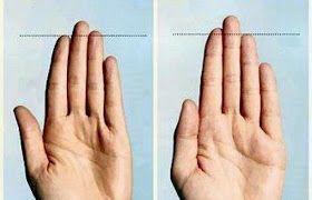 LO QUE NO TE DIJERON : 8 cosas que tus dedos reflejan sobre tu salud