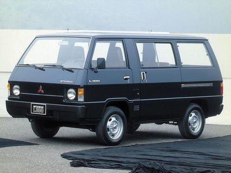 Mitsubishi L300 I Bus (1980 - 1987)