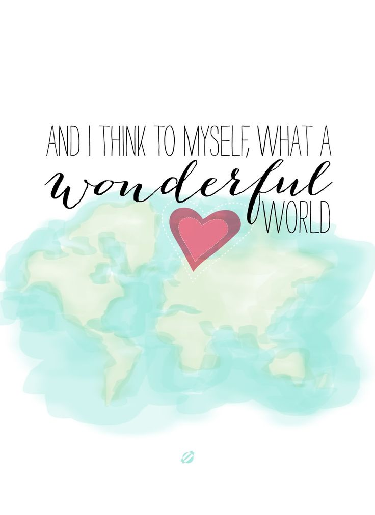 It's a wonderful world ~ have a beautiful day and happy pinning ♥  ~SB~