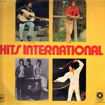 33 RPM - CBS LP 28 164-2 - SDS - 1972 - Hits International (avec Taka Takata)