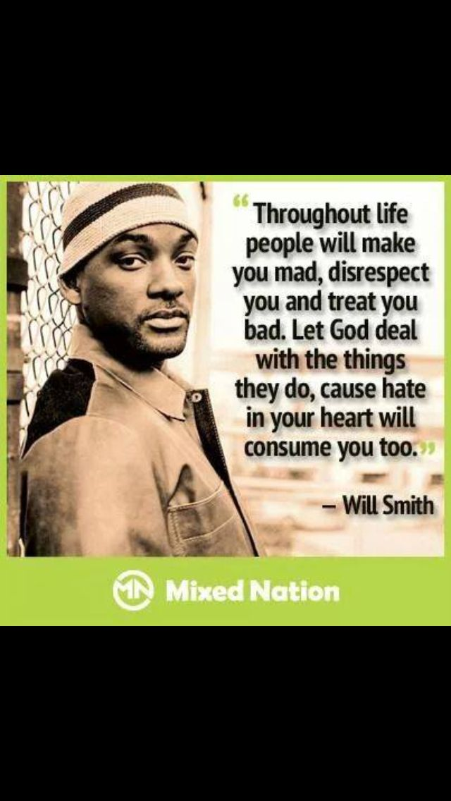 Why deal with the disrespect, negativity and hate. Surround yourself with people who are like-minded and dismiss those who's obviously weighed down by bitterness. Respect was taught and is displayed if it was learned but constant disrespect means they posses none. Leave them be, they're no good for you or your life.