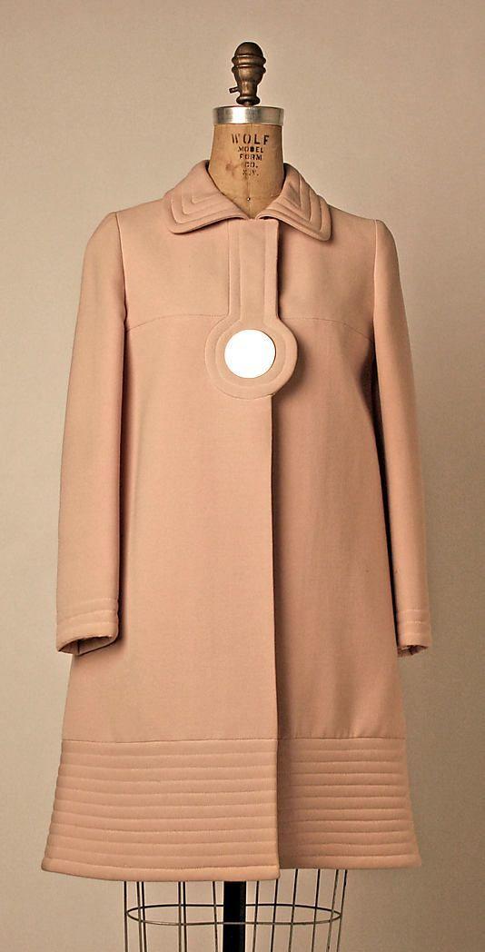 1968 Pierre Cardin Coat