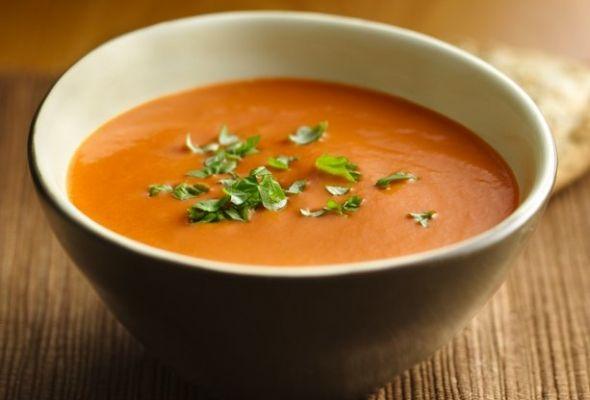 creamy tomato soup: Creamy Tomatoes Soups, Watchers Pointsplus, Weights Watchers, Soups Recipes, Slender Kitchens, Soups Bowls, Creamy Fresh, Fresh Tomatoes Soups, Watchers Recipes