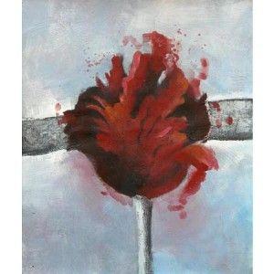 Obraz - Rudá růže