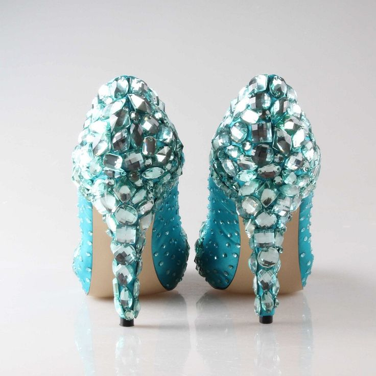 109.00$  Watch here - http://ai3ho.worlditems.win/all/product.php?id=32442724352 - Handmade aqua blue turquoise crystal wedding shoes bridal party prom graduation high heel hand sewn crystals pumps high heels