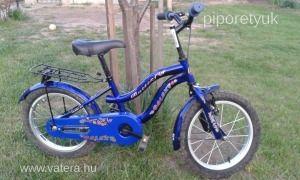16-os gyermek kerékpár Butterfly Galaxy - Gyerekkerékpár