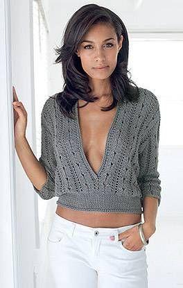 Пуловер Лана Гросса