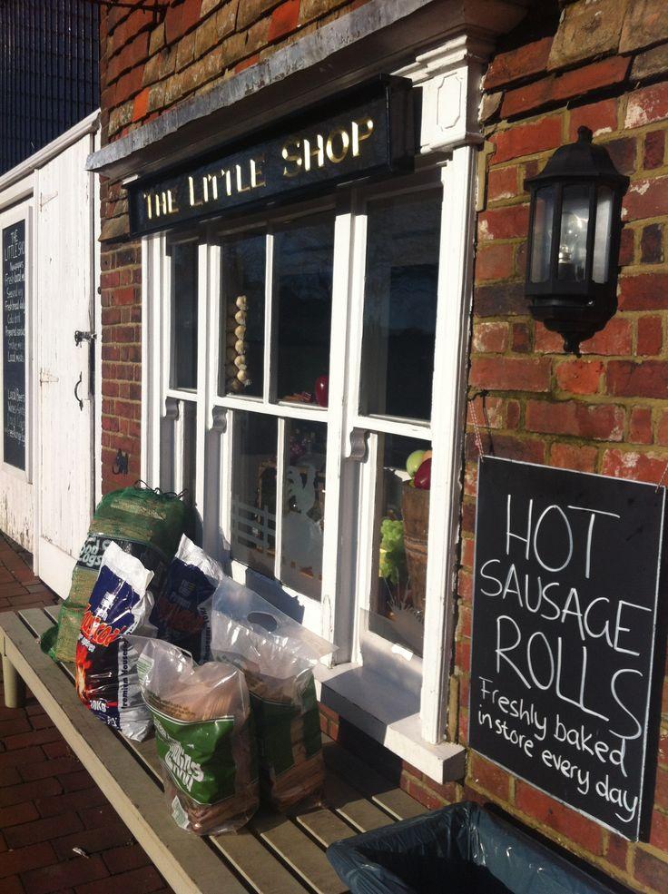 The Little Shop, Winchelsea, Sussex