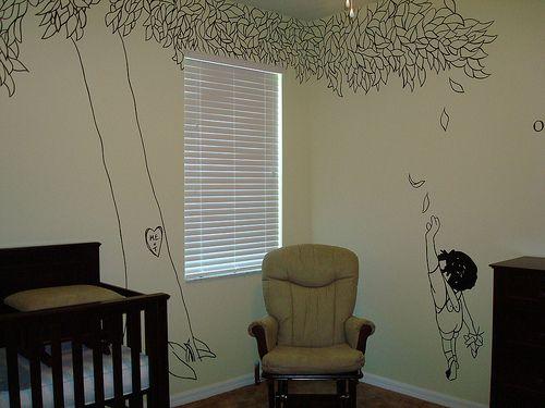 Shel Silverstein Nursery Nursery Pinterest Trees