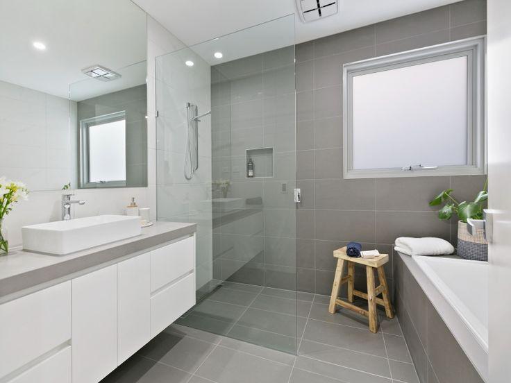 Sleep Grey = CS counter.  Like - feel and modern bathroom