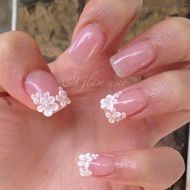 1000+ Ideas About 3d Acrylic Nails On Pinterest