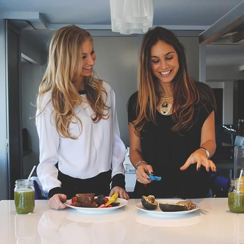 What Two Registered Dietitians Eat In A Regular Day
