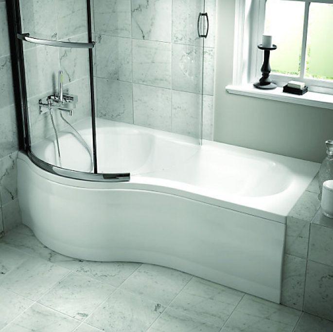 Misa Undrilled Shower Bath