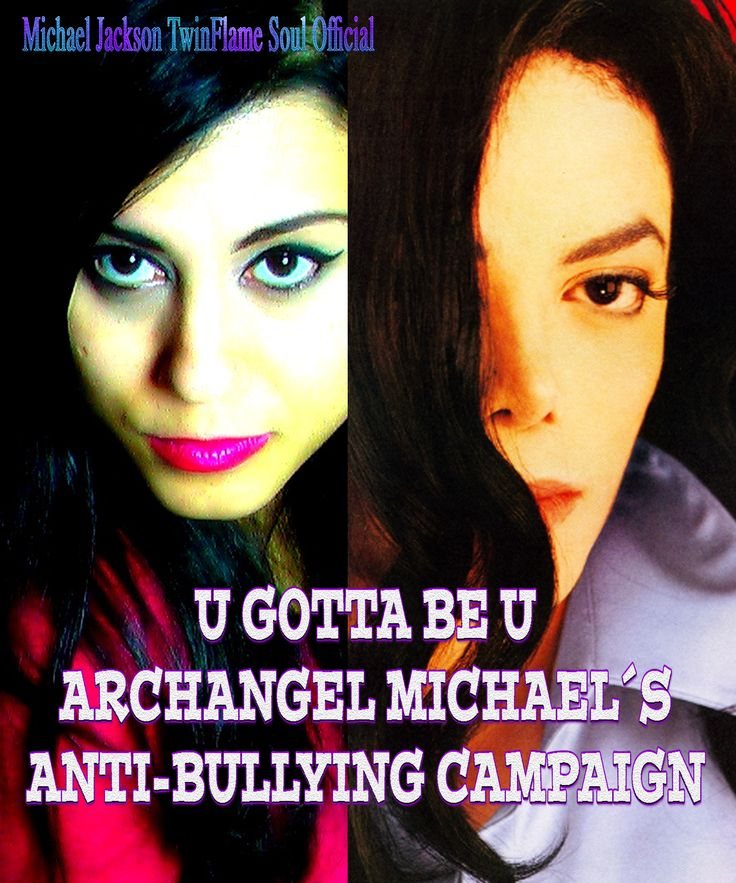 Archangel Michael ANTI-BULLYING Campaign and Healing Movement Online & Social Media <3  PLEASE SHARE FOLLOWING ARTICLE <3  U GOTTA LOVE YOURSELF- Archangel Michaels Anti-Bullying Campaign and Healing Movement © Michael Jackson TwinFlame Soul Official   https://archangelmichael777.wordpress.com/2015/12/06/u-gotta-love-yourself-archangel-michaels-anti-bullying-campaign-and-healing-movement-michael-jackson-twinflame-soul-official/
