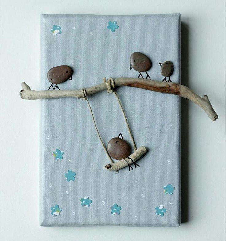Handmade crafty gift wrap, easy to peronalize