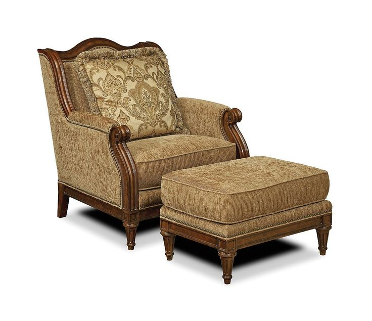 Hooker Furniture Grandover Chair Wood ChairsFurniture ChairsLiving Room