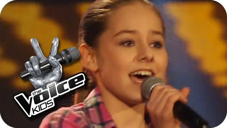 Lena Meyer Landrut - Satellite (Olivia) | The Voice Kids 2013 | Blind Au...
