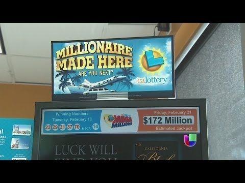 #newadsense20 Se busca millonario ganador de la lotería en California -- Noticiero Univisión - http://freebitcoins2017.com/se-busca-millonario-ganador-de-la-loteria-en-california-noticiero-univision-2/