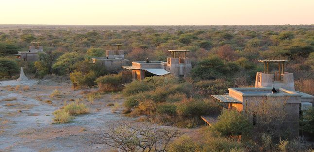 Our Recent Travels - Namibia: remote views