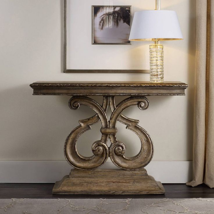 Hooker Furniture Solana Console Table - Console Tables at Hayneedle