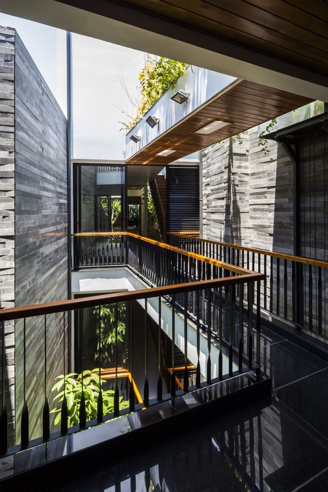 Galería de Casa Jardín / Ho Khue Architects - 4