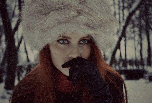 Frozen look by Muna Nazak